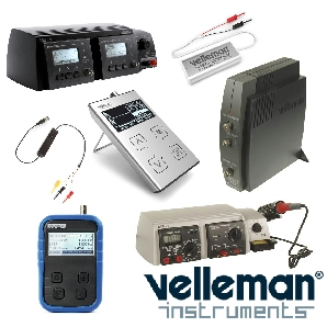 Velleman Instruments (HPS140 Personal Scope)